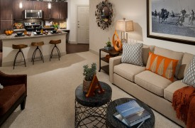 multifamily apartment community interior unit