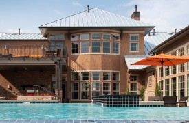 multifamily apartment community pool