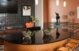multifamily apartment community interior