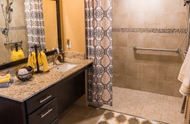 Alta Vita Assisted Living Bathroom