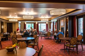 Alta Vita Assisted Living Dining Room
