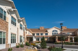 Alta Vita Assisted Living Exterior Front