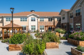 Alta Vita Assisted Living Garden