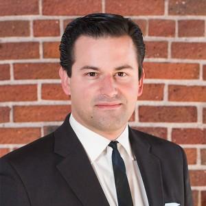 Josh Robinson Professional Headshot