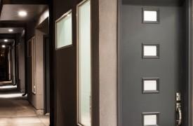Infill Townhome Front Door