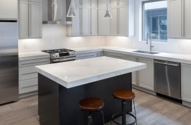 Infill Townhome Kitchen