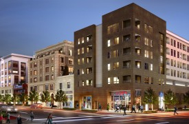Mixed-Use Multifamily Urban Infill Project