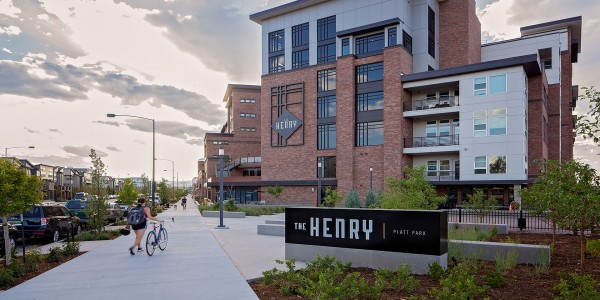 The Henry Exterior