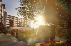 Denver Multifamily Apartment Community Exterior
