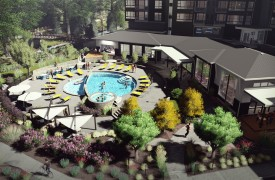 Multifamily Community Apartment Pool