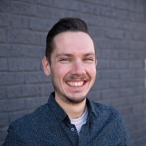 Damian Rozkuska Professional Headshot