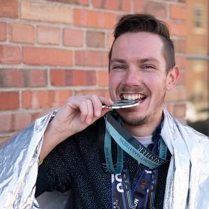 Damian Rozkuska Personality Picture