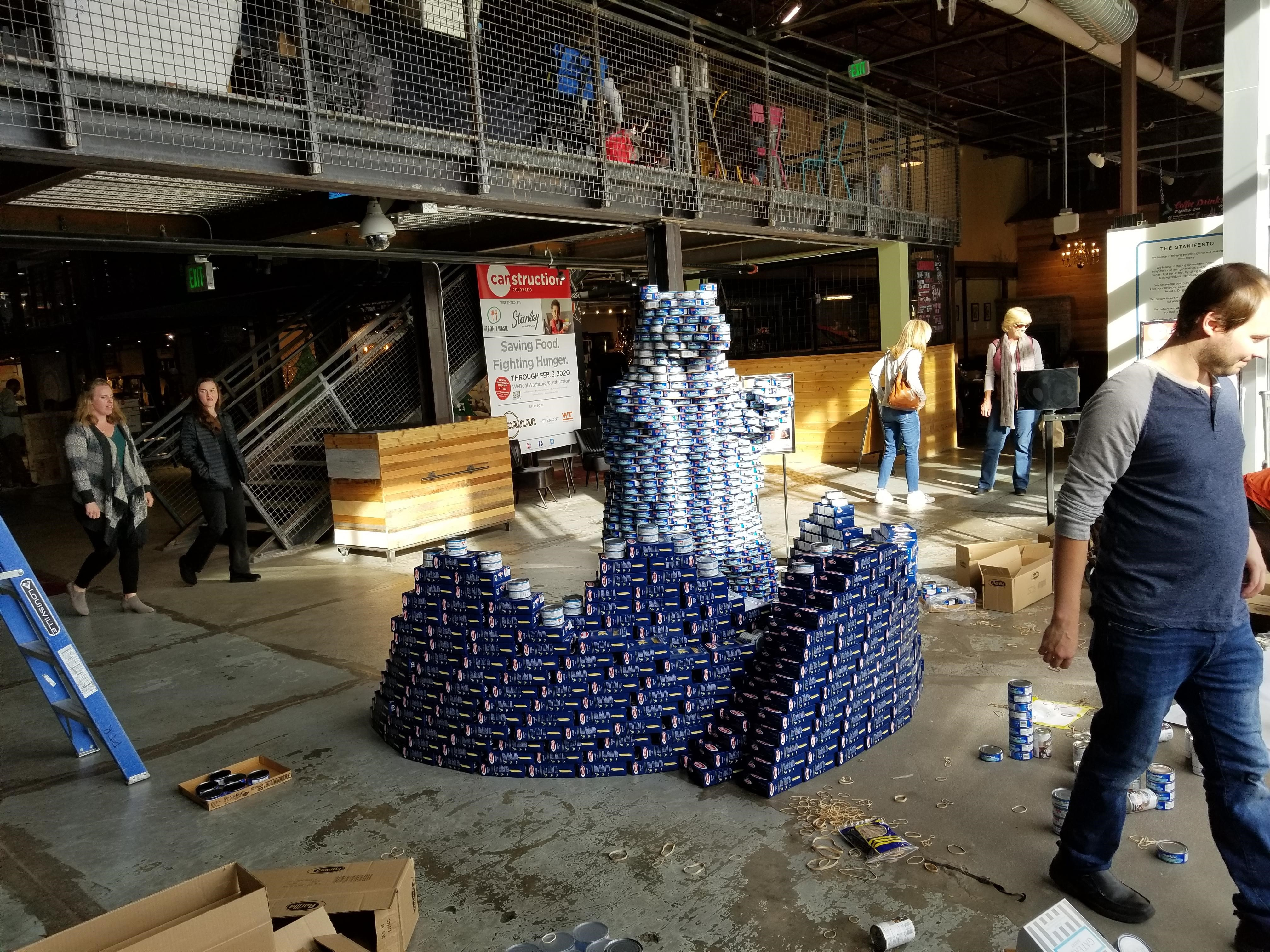 Canstruction 2019
